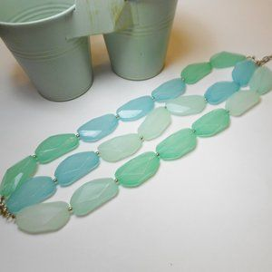 Seaside Tiered Necklace